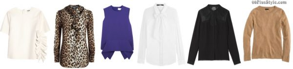 The Linda Fargo Wardrobe | 40plusstyle.com