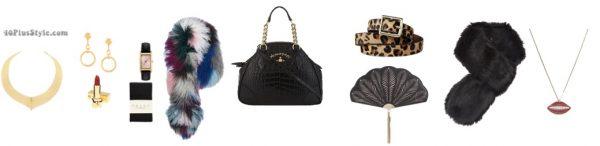How to dress like Linda Fargo: accessories | 40plusstyle.com