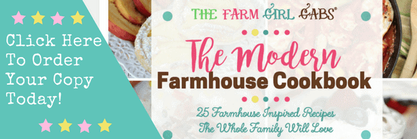 The Modern Farmhouse Cookbook