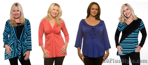best tops for pear body shape   40plusstyle.com