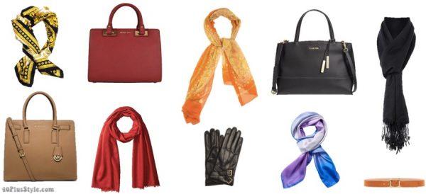 How to dress like Christine Lagarde style guide: hermes, birkin, ,michael kors, silk scarves and bags   40plusstyle.com