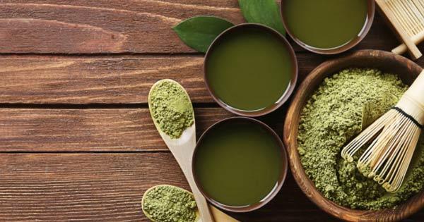 Chlorophyll antioxidant effects