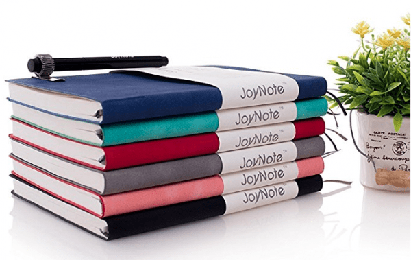 stylish notebook for your notes | 40plusstyle.com