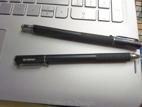 MEKO Universal Stylus - a luxury work from home hardware item