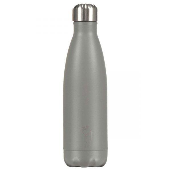 Chilly's Bottle Grey Mat 500ml