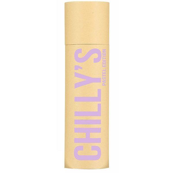 Chilly's Bottle Pastel Purple verpakking