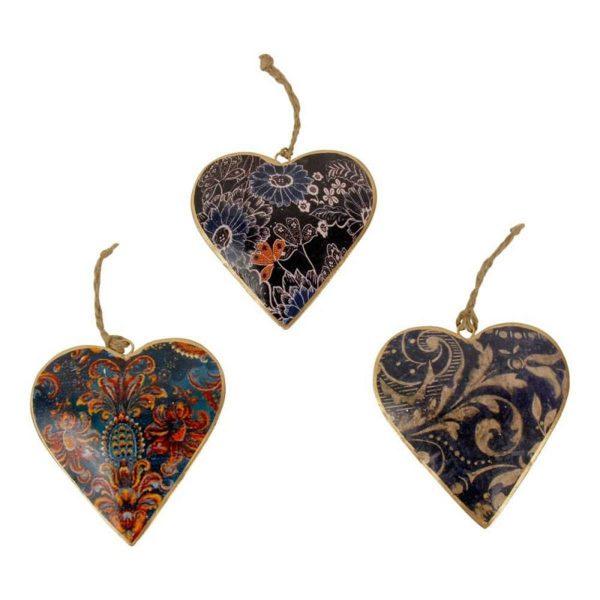 Imbarro Hanging Hearts Emily