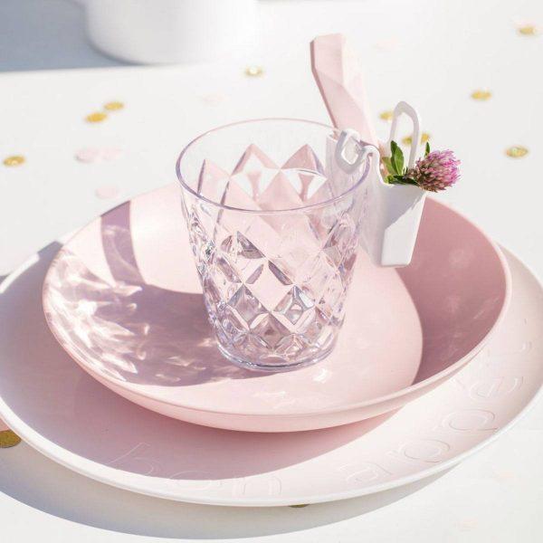 koziol crystal transparant combi