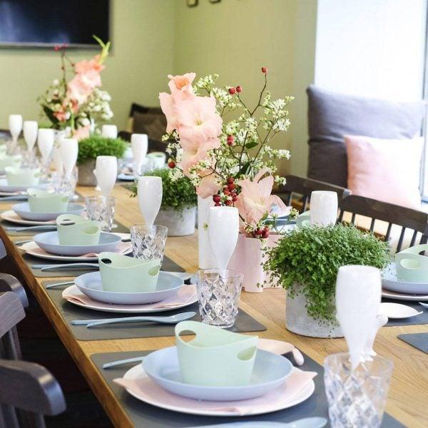 koziol tafel setting