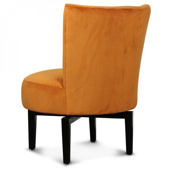 Opjet fauteuil draaistoel Birkin velours Indie 4