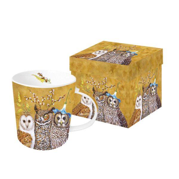 PPD mok Owl Family