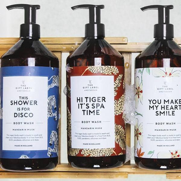 The Gift Label Body Wash Hi Tiger 2