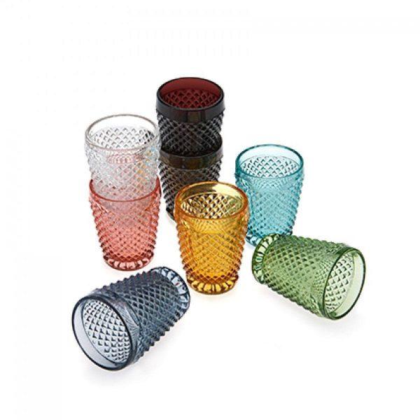 Van Verre Diamond Waterglas Clear 2