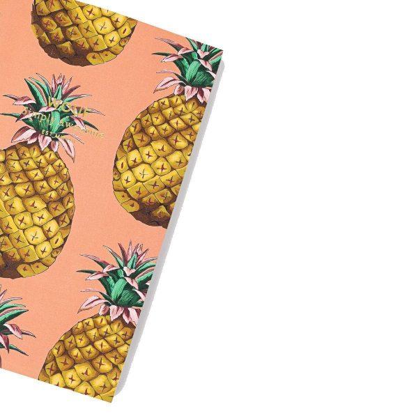 wouf notitieboekje ananas a6 3