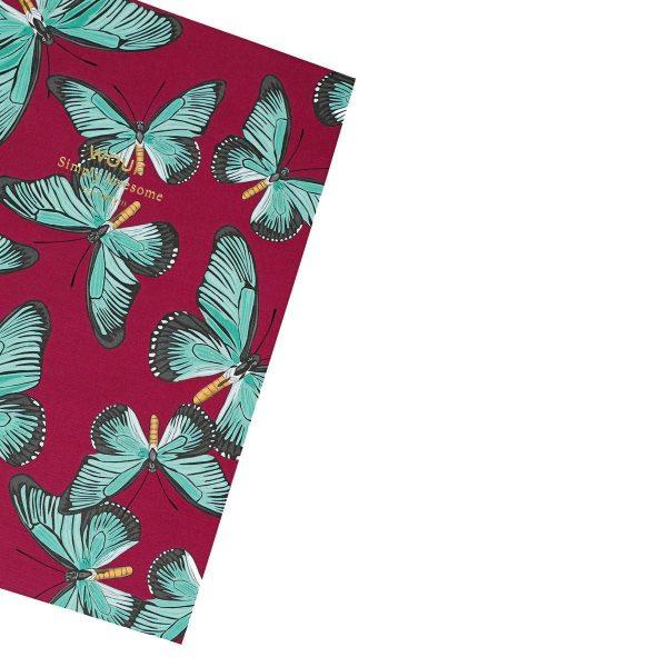 wouf notitieboekje butterfly a5 3