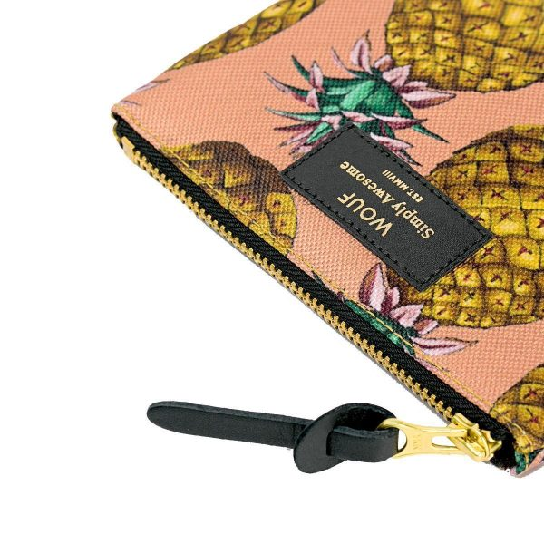 wouf small pouch ananas 3