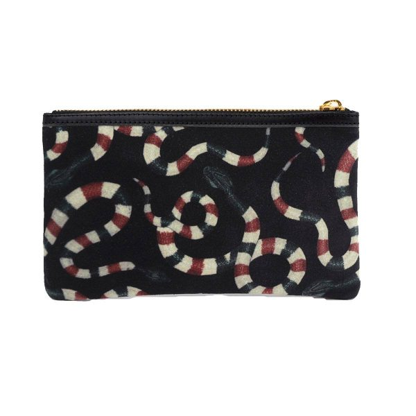 Wouf Snakes Pocket Clutch 4