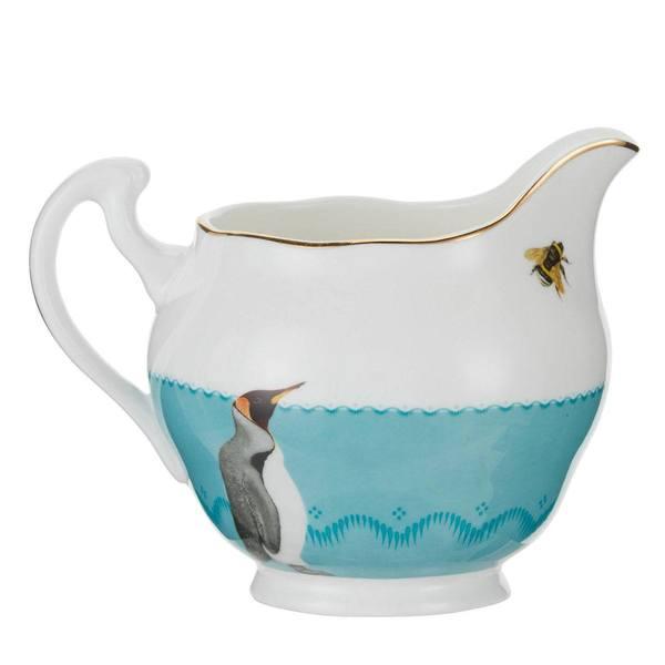 Yvonen Ellen Cream jug Penguin bee 2