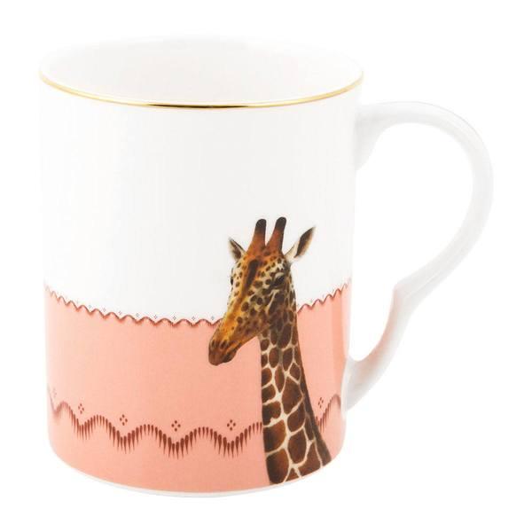 Yvonne Ellen Mug Giraffe Bee 2
