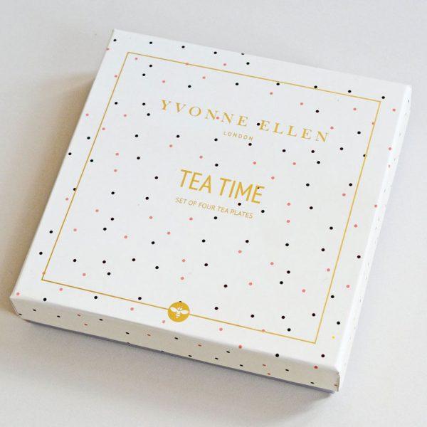Yvonne Ellen Carnival Animal Cake Plates geschenkdoos