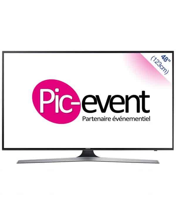 Pic-Event Location 48 pouce Ecran LED Ultra HD 4K