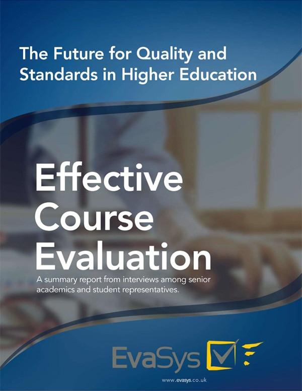 Effective Course Evaluation 600x776