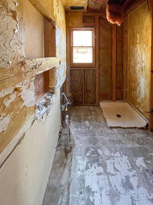 Bathroom reno progress