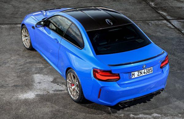 BMW M2 Specification