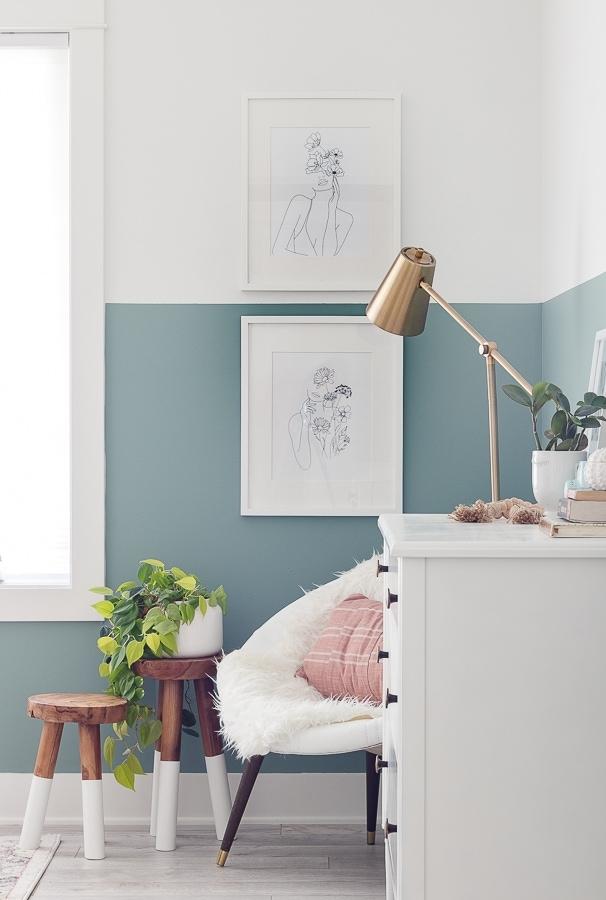 century modern chair, fun teen room ideas