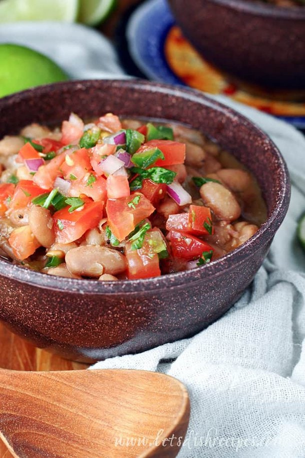 Slow Cooker Mexican Pinto Beans