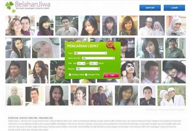 website cari jodoh