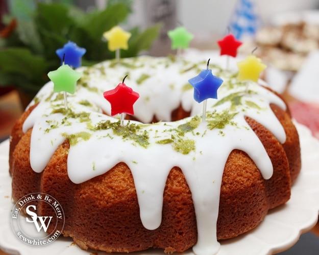 Daiquiri bundt Cake