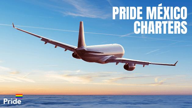 pride mexico charters