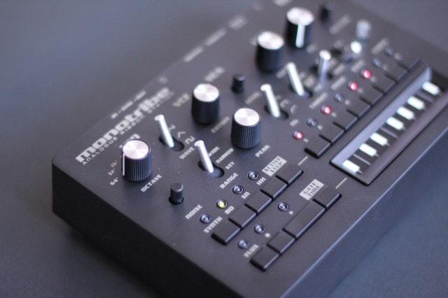 Korg Releases monotribe Drum Schematics