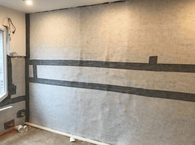 Opstijgend vocht als één van de vochtproblemen in de muren van een huis te Roeselare 3