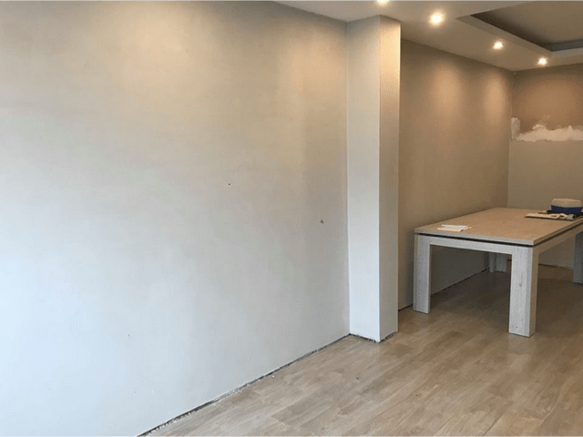 Opstijgend vocht als één van de vochtproblemen in de muren van een huis te Roeselare 7