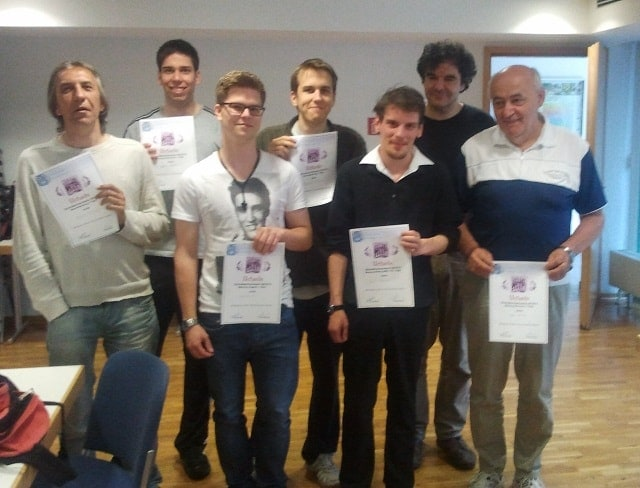 Sieger Serie 2012 / 2013