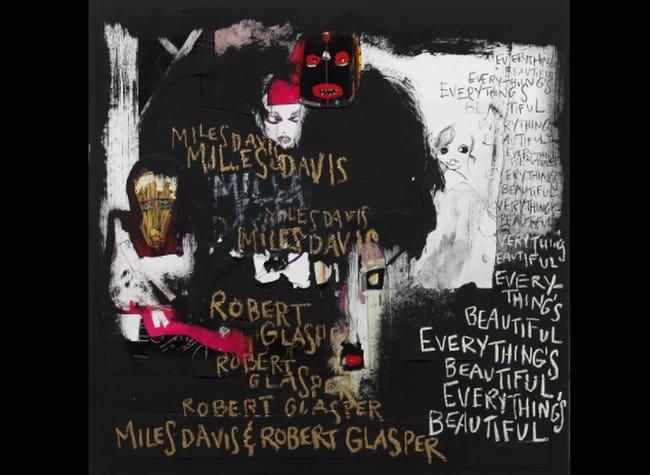 Erkyah Badu & Miles Davis Revisit a 1974 Classic with Robert Glasper (Audio) Artes & contextos Miles Davis Robert Glasper