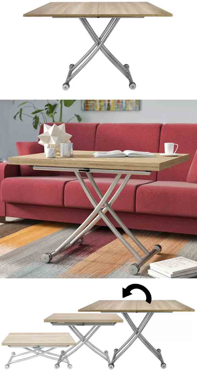 Clever Furniture For Small Spaces 17 Affordable Ideas
