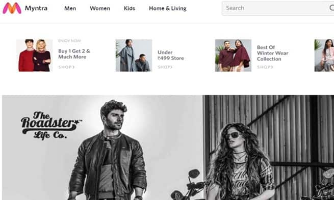 7958d7e79 List of Top 10 Online Shopping Sites in India for Discounts   Cheap