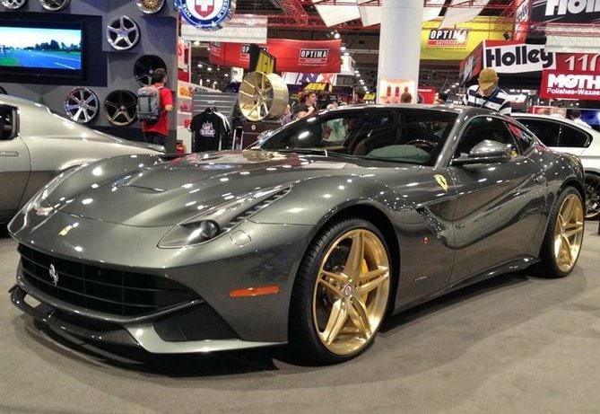 SEMA-2013-Ferrari599