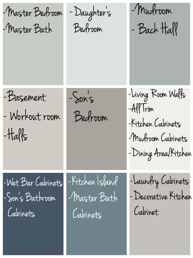 Best Lake House Paint Colors