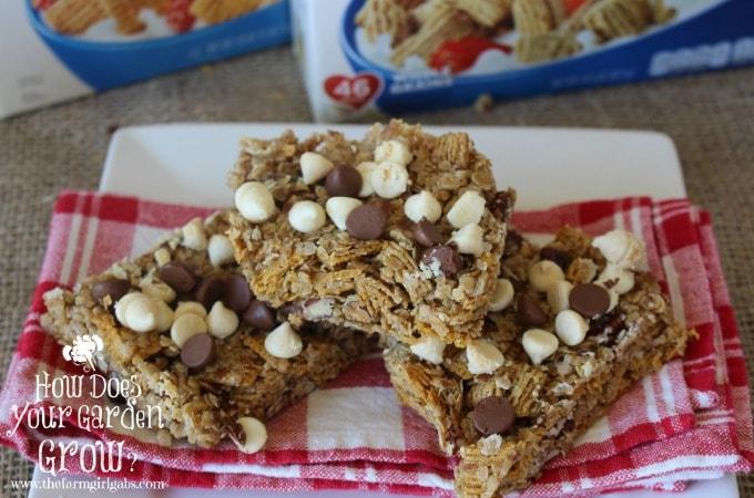 Grab & Go Breakfast Bars