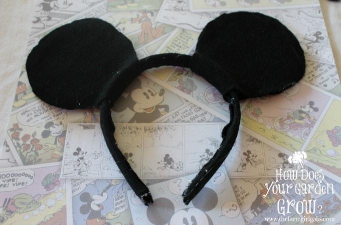 Minnie Ears - Finished
