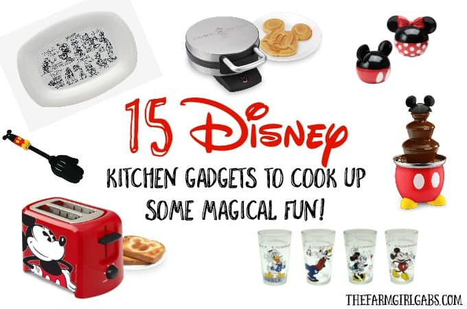 15 Disney Kitchen Gadgets To Cook Up Some Magical Fun!