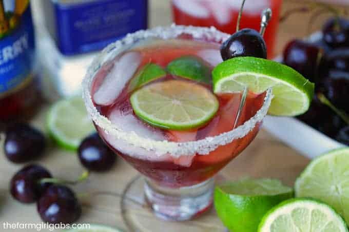 The Best Cherry Margarita Recipe