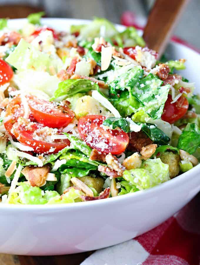 Loaded House Salad