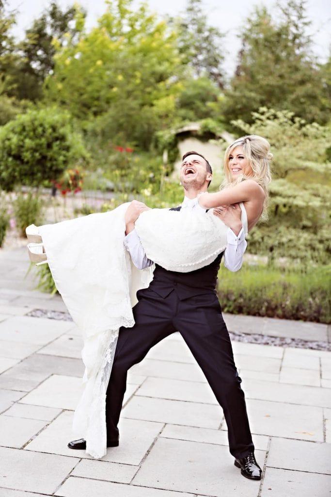 Styal Lodge Wedding Venue