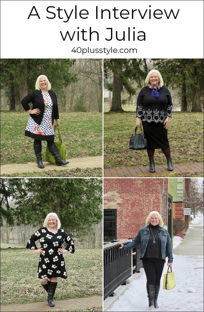 A Style Interview with Julia   40plusstyle.com