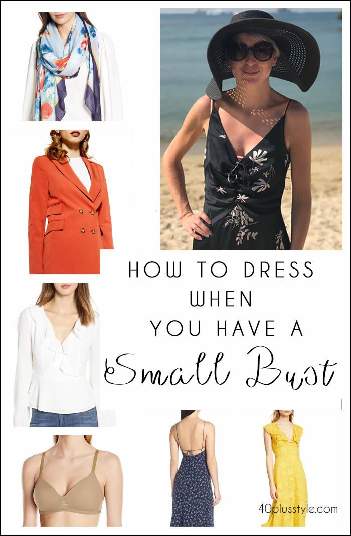Best bras for small bust and what to wear if you have small breasts   40plusstyle.com